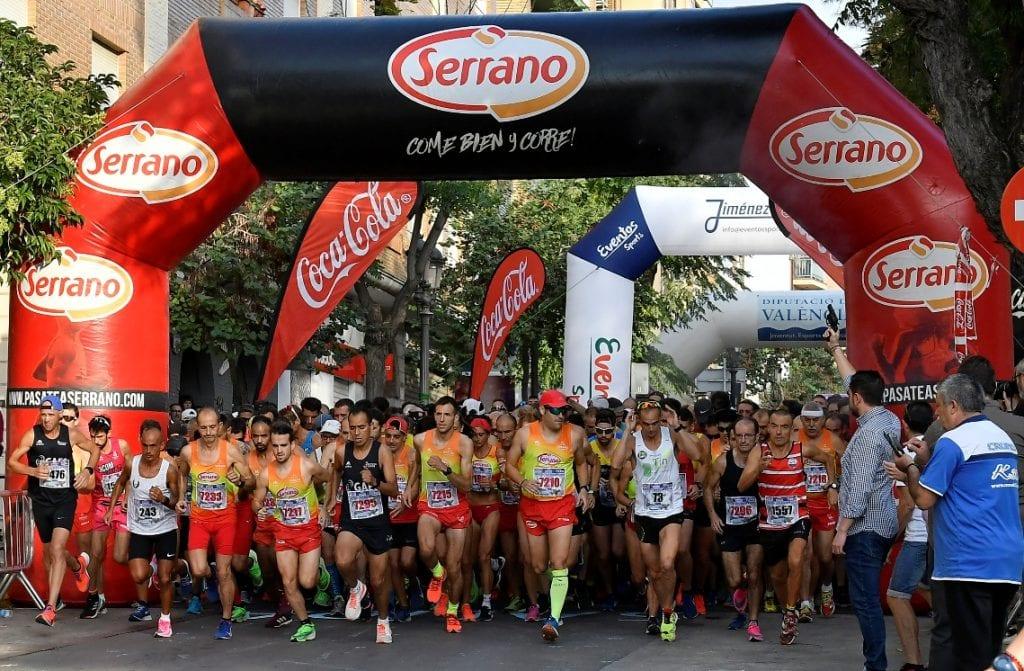 Paterna acogerá el Campeonato de España de Media Maratón 2022