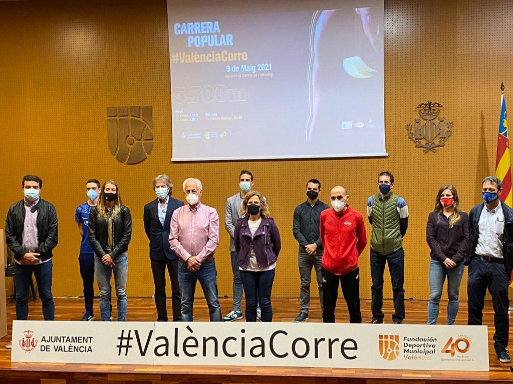 primera carrera en valencia
