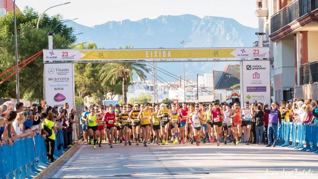 Mitja Marató de Gandia