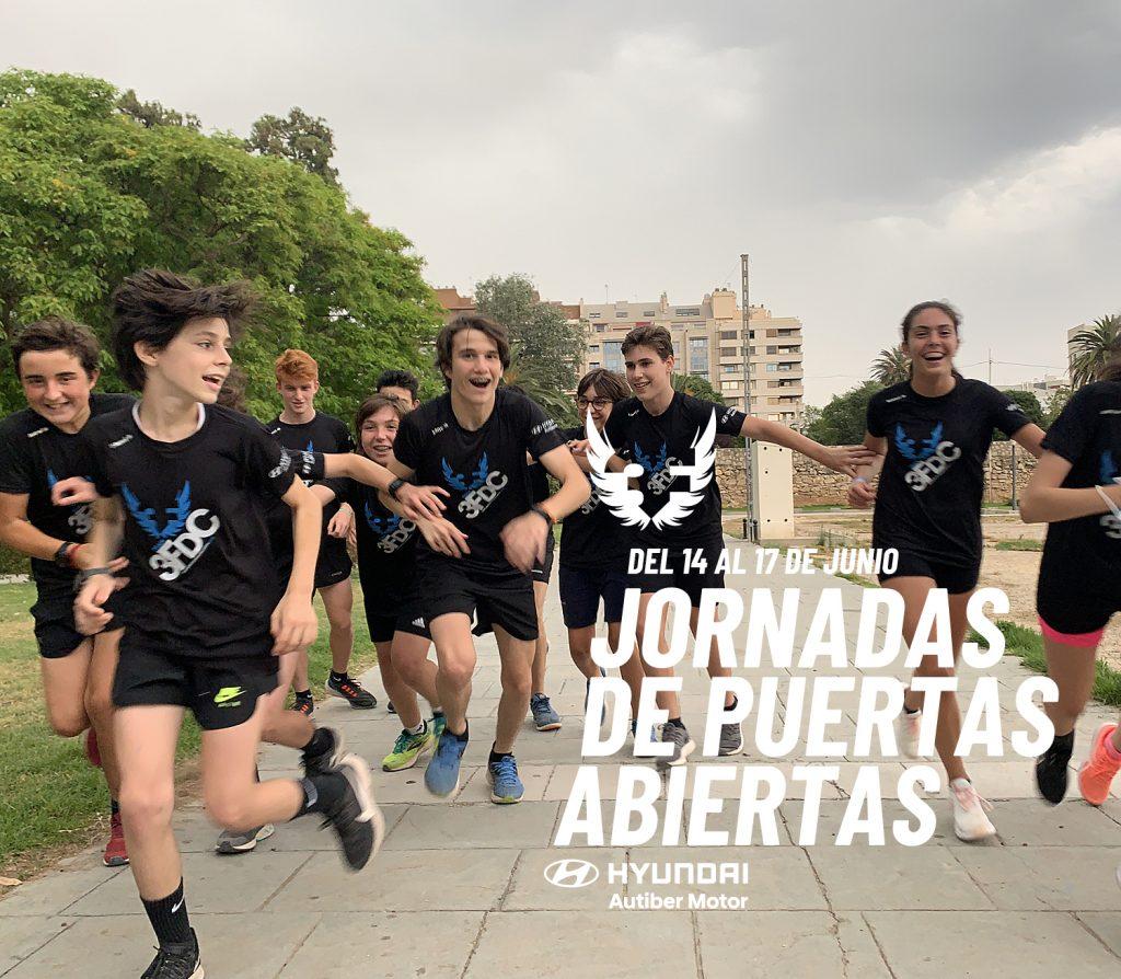 Escuela de Running 3FDC