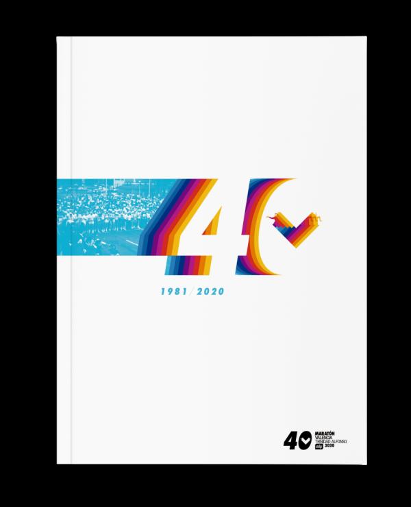 Revista Maratón 40 aniversario